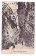 11 Gorges St Georges N°23 De Labouche Près Axat Douaniers ? VOIR DOS - Axat