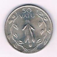 50 VATU  1990  VANUATU /5076/ - Vanuatu