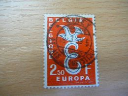 (27.06) BELGIE 1958  Nr 1064 Mooie Afstempeling CINEY - Bélgica