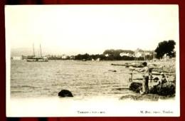 TAMARIS-SUR-MER - (Beau Plan Animé Avec Pêcheur à La Ligne) - CP Très Ancienne, Vers 1900. - Tamaris