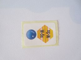 KINDER SURPRISE : Stickers K04 N° 60 - Notices