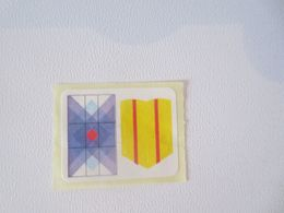 KINDER SURPRISE : Stickers K04 N° 61 - Notices