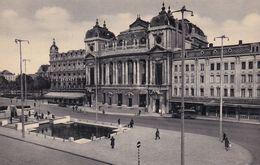 Anvers Opera Flamand Et Monument Peter Benoit - Antwerpen