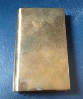 Briquet à Essence - Livre, Fabrication Avec Un Morceau D'obus Dans Les Tranchées - Autres