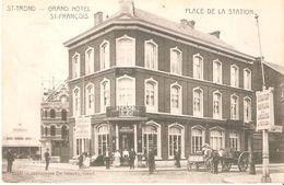 889) Sint-Truiden - Place De La Station - Grand Hotel St-François - Sint-Truiden