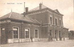 890) Sint-Truiden - La Gare - Sint-Truiden