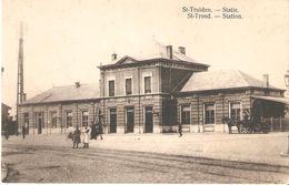 891) Sint-Truiden - Station - Sint-Truiden