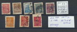 1216  USSR Russia 1923 Used Michel 3,6  Euros - Oblitérés