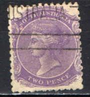 SOUTH AUSTRALIA - 1904 - EFFIGIE DELLA REGINA VITTORIA - TWO PENCE - USATO - Gebruikt