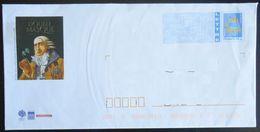 039 Enveloppes Prêt à Poster PAP  Double Masque  Dargaud Ville De Reims 51 Marne - Postal Stamped Stationery