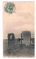 CPA MONUMENT ALLEMAND JULIUS MEBES Mars La Tour - Monuments Aux Morts