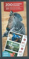 CARNET BOEKJES 10 X N° 1 Zoo Anvers NEUF MNH** TB COLLECTION - Carnet 1953-....
