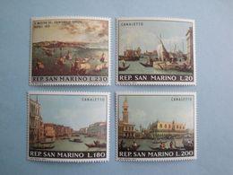 Bateaux 1970-71  Saint Marin  Yv 761 - 779/81 ** MNH  Michel 954 - 972/4  Scott 728-746/8  SG 891-907/9  Ships Painting - Neufs
