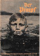 """Août 1939 - BERLIN - """"DER PIMPF"""" - Journal Des Jeunesses Hitlériennes - Très Illustré - En Allemand - Documenti Storici"""