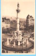 "Marseille-Bouches-du-R.-+/-1950-Place Castellane-Fontaine Cantini-Tram-Tramway-Strassenbahn-collection ""La Douce France"" - Castellane, Prado, Menpenti, Rouet"
