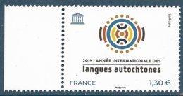 Service - UNESCO Langues Autochtones (2019) Neuf** - France