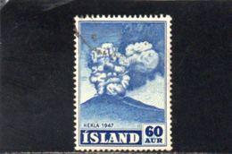 ISLANDE 1948 O - 1944-... Republique