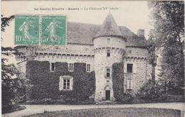 Le Cantal Illustré AUZERS Le Chateau - Unclassified
