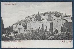 Souvenir De Mont Athos - Monastère Lavro - Grecia