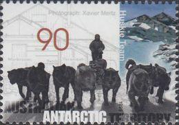 Antarctica - AAT1999. The Huskie Team Michel 121 MNH 27894b - Nuevos