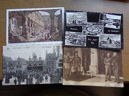 TOP / 1350 Oude Postkaarten Van België / Belgique (zie Enkele Foto's - Voir Quelques Photo's) - 500 Postales Min.