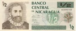BILLET # NICARAGUA # 50 CENTAVOS DE CORDOBA   # 1990 # PICK 171 # NEUF # - Nicaragua