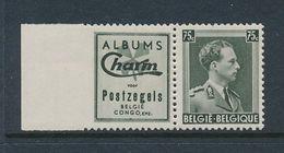 BELGIUM COB PU99 LH - Advertising