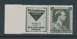 BELGIUM COB PU104 LH - Pubblicitari