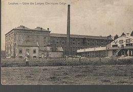 K19/  LESSINES  USINE DES LAMPES ELECTRIQUES BELGE - Belgium