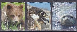 Tr_ Kroatien 2011 - Mi.Nr. 972 - 974 - Postfrisch MNH - Tiere Animals - Ohne Zuordnung