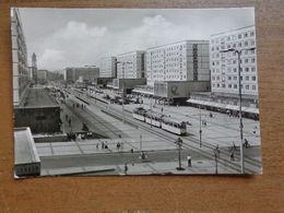 TRAM / Magdeburg, Karl Marx Strasse / 1978 - Strassenbahnen