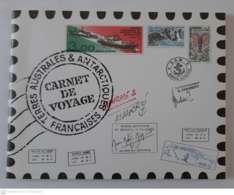 Carnet De Voyage - Aquarelles De Marko Comportant 12 Feuillets - Timbres N° 248 à 259 - Carnets