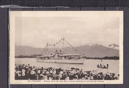 INDOCHINE RETOUR DE S.M BAO DAI - Viêt-Nam