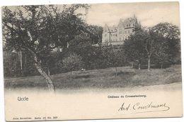 CPA PK   UCCLE  CHATEAU DU CROESELENBERG - België