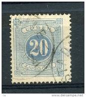 Suède  -  Taxe  :  Yv  6B  (o)     Dentelé 14 - Portomarken