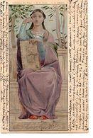 Collection Des Cents - E. G. Paris - L. O. MERSON - Femme Pensive - Altre Illustrazioni