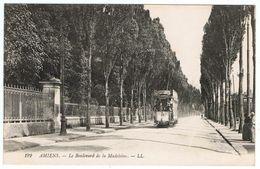 Amiens / Boulevard De La Madeleine / Cimetière / Tramway / Ed. LL - Amiens