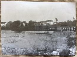 ZOMPITTA REANA DEL ROJALE / Ponte Provvisorio Sul Fiume Torre SP 77 / Udine Genio Militare - Luoghi