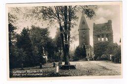 D-11166   RASTEDE : Kirche Und Glockenturm - Rastede