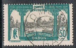 GABON N°61  Oblitération De N'GOMO - Gebraucht