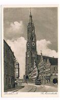 D-11175  LANDSHUT : St. Martinskirche - Landshut