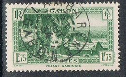 GABON N°141A  Oblitération De LAMBARENE - Gebraucht