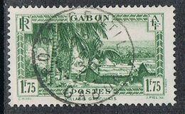 GABON N°141A  Oblitération De PORT-GENTIL - Gebraucht