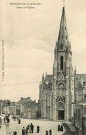 Aigrefeuille Sur Maine * Place De L'église - Aigrefeuille-sur-Maine