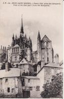 313560Le Mont St Michel, Vue A L'Est Prise Des Remparts - Le Mont Saint Michel