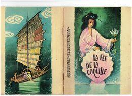 Livre Conte - La Fée De La Coquille - Collection La Souris Verte Illustration V KUBASTA Femme Japonaise Coquille - Bücher, Zeitschriften, Comics