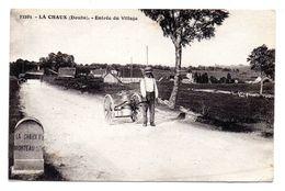 La Chaux Entree Du Village - France