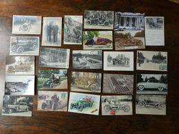 """Carte Postale """"AUTOMOBILE"""" Lot De 38 Bonnes  Cartes - Postcards"""