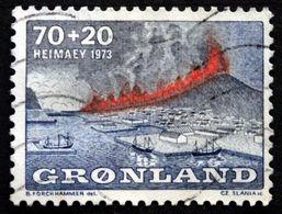 Greenland 1973   Minr.86  ( O ) ( Lot  D 1632   ) - Groenland