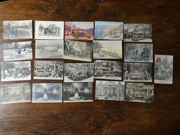 """Carte Postale """"AUTOMOBILE"""" Lot De 21 Bonnes  Cartes - Postcards"""